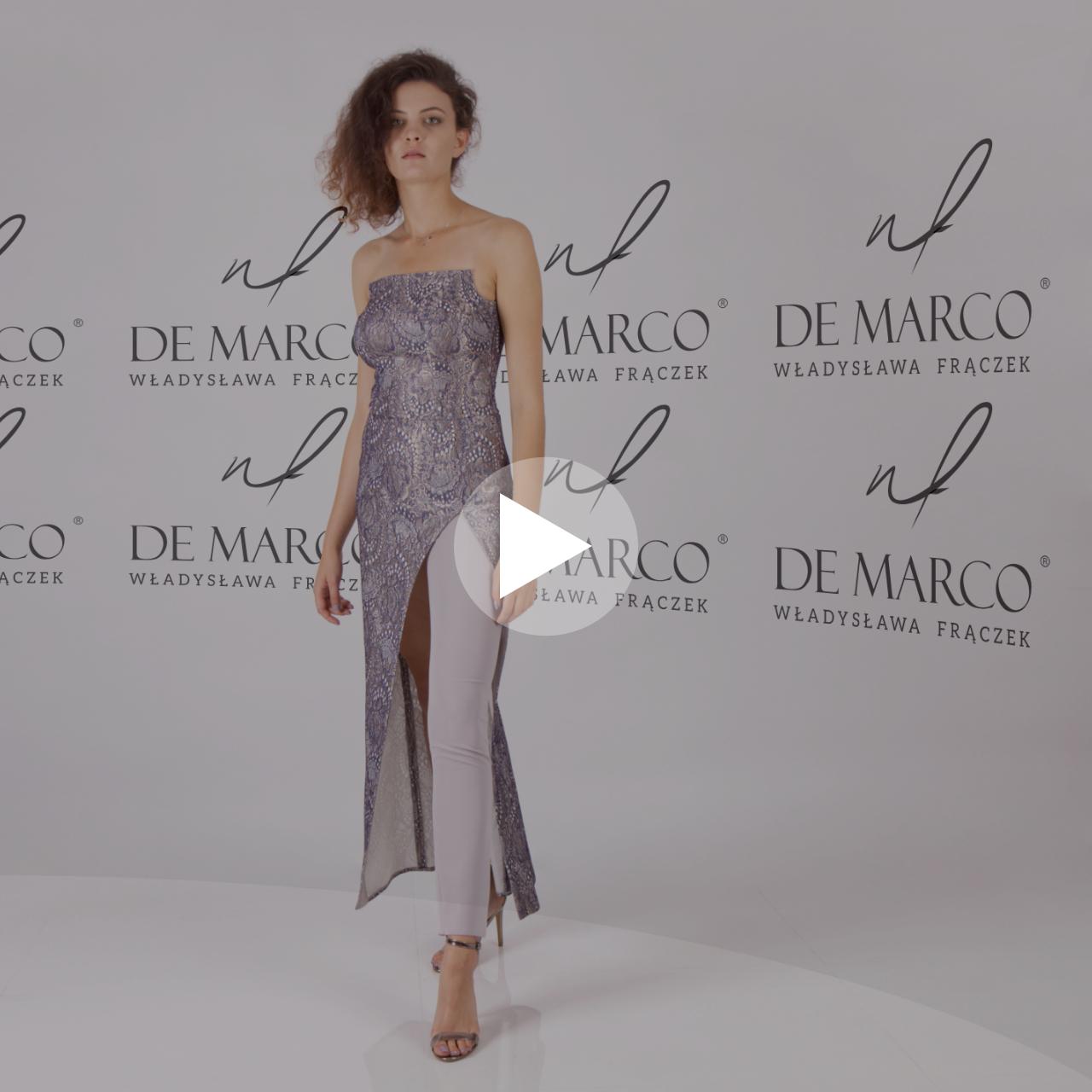 Polscy projektancki mody ekskluzywnej. Sklep internetowy De Marco.