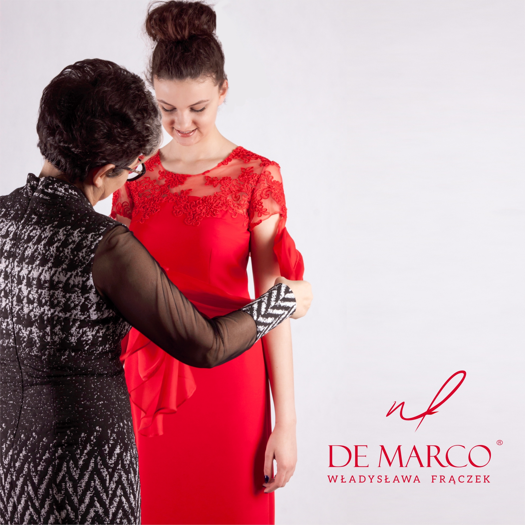 Eleganckie sukienki na wesele dla mamy sklep internetowy projketantki ubrań Agaty Dudy