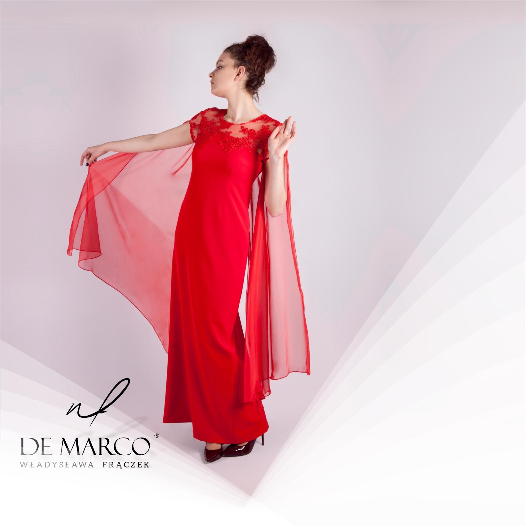 Sukienki dla mamy pana młodego duże rozmiary, wszystkie rozmiary. Sukienki szyte na miarę dla matek wesela. Sklep internetowy De Marco.