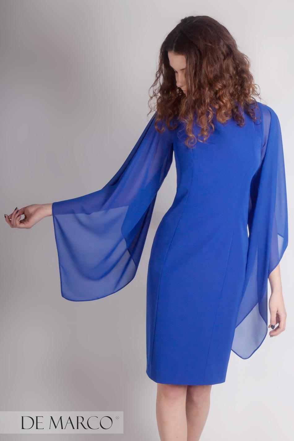 e3521d465e08c8 Zniewalająco piękna kreacja dla mamy wesela Jordana · Najpiękniejsza  sukienka dla kobiet sukcesu Jordana · Olśniewająca sukienka szafirowa  Jordana ...