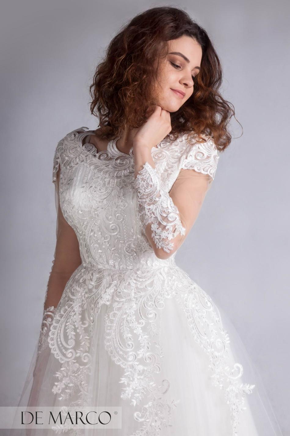 Wystarczy Ślubna suknia marzeń Balbina XK-12