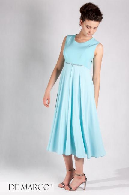 0141d7c0d1 Delikatna sukienka letnia Rita IV