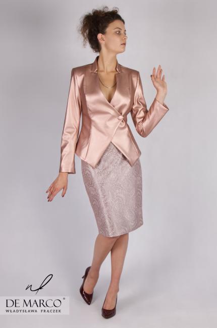 2da06a76ed9b97 Reprezentatywny kostium dla kobiet sukcesu Miroma - Ler